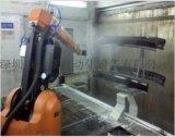 汽车保险杠喷涂机器人