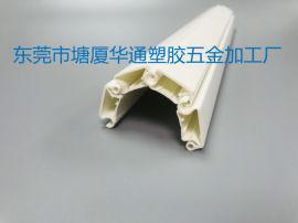 ABS塑料异型材 导轨塑料条 ABS卷帘门型材