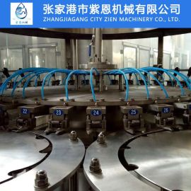 全自动液体灌装机 18头灌装生产线
