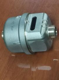 容积式水表铜机壳 20DN容积式水表