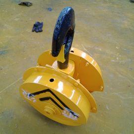 32T鑄鋼滑輪 雙樑起重機用吊鉤組 非標吊鉤
