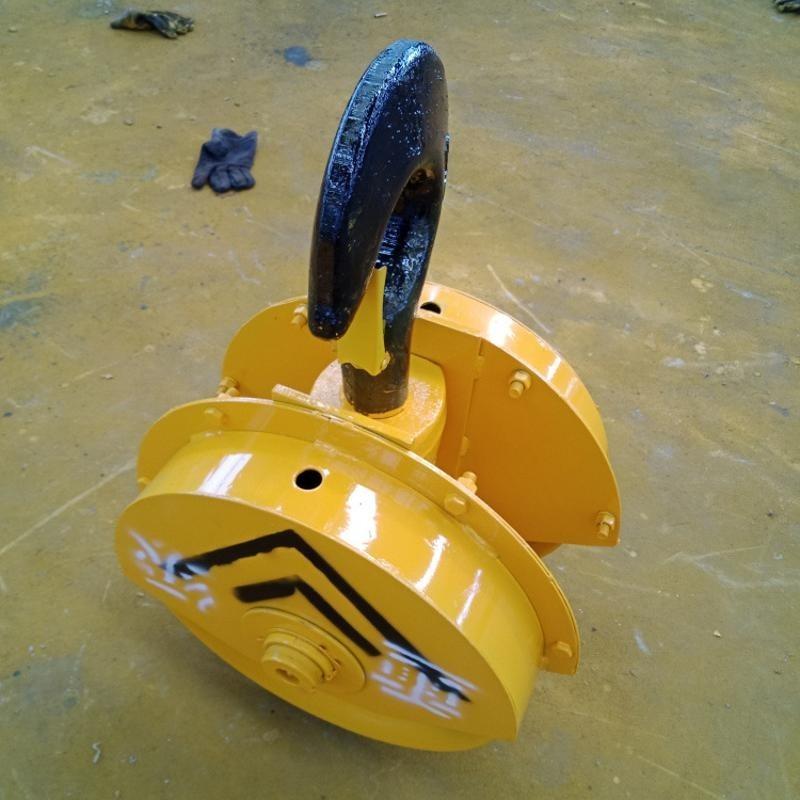 32T铸钢滑轮 双梁起重机用吊钩组 非标吊钩