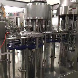 全自动灌装机 18头三合一  灌装机生产线