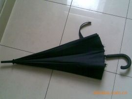 [厂家推荐]16骨雨伞 广告伞礼品伞 橡胶漆磨砂手柄广告伞