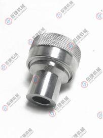 19mm直通液位計考克-焊接液位計接頭、玻璃管接頭
