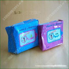 袋装清洁湿巾生产厂家_新价格_供应多规格出口袋装清洁湿巾