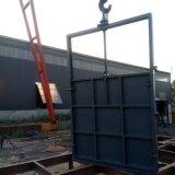 機閘一體式方閘門 ,機閘一體式鑄鐵方閘門尺寸