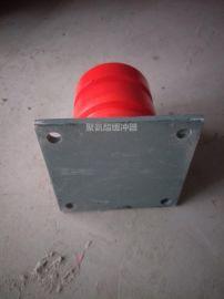 龙门吊缓冲器 小车防撞器 带铁板缓冲装置