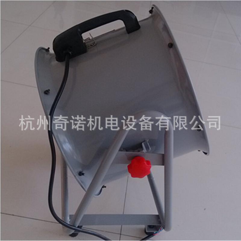 供應SF5-4型500MM耐高溫手推移動式降溫電風扇電壓380V