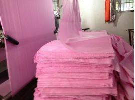 染色磨毛布