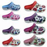 新款EVA轉印洞洞花園鞋 (RDH M09-1222-2)