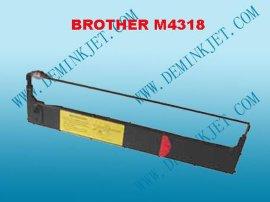 兼容于Brother M4318 银行专用色带