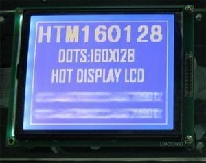 記錄儀用LCM160128顯示模組顯示屏
