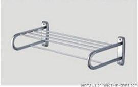 600MM双层不锈钢浴巾架 (HFTR002)