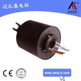 过孔式导电滑环 精密型集电环 旋转门滑环 摩天轮滑环 电机滑环