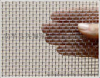 304/316不锈钢方孔筛网、方孔编织网