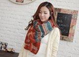 小鹿秋冬韩版毛线保暖披肩针织围巾【龙爱针织】