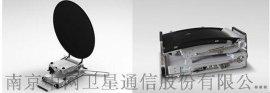 SPACENET SAP110A-CS01 Ku波段双反手自一体便携天线系统