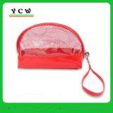 订做透明化妆包 PVC化妆包 防水手拿包 来样订做