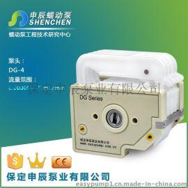 供应分析仪器配套,实验室配套的多通道泵头DG-4