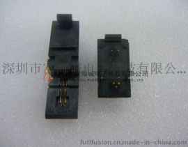wells-cti IC插座499-P43-20支持 (SOT-235-5)封装老化测试