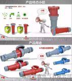 國際標準塑料、不鏽鋼電源插座箱、插頭插座