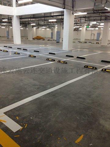 雲連交通供應YL-HX-06連雲港車位劃線
