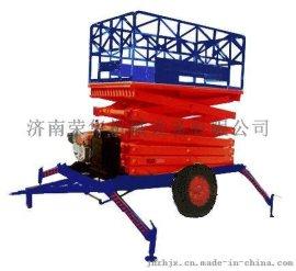 四輪移動式升降機 電動升降機 施工升降機