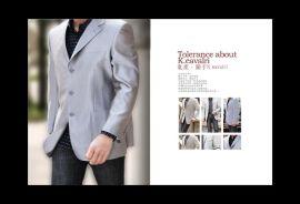服装画册设计和印刷