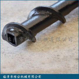 桓业高效螺旋钻杆价格_高效螺旋钻杆厂家_供应高效螺旋钻杆