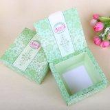 天地蓋手工皁包裝紙盒 翻蓋香皂彩盒 創意肥皂盒子 廣州廠家定做 定製設計