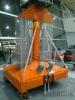啓運直銷天津市西青 靜海區QYTG- 小型室內套缸式升降平臺 家用升降機 移動式升降平臺