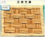 江桥竹藤生态装饰材料厂家专业为全国工程装饰公司定做木皮饰面板