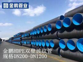 河南波纹管_HDPE双壁波纹管产品介绍
