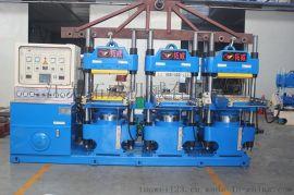 拓威复合片材冷热压成型机、200T冷热压成型机