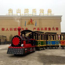 广场无轨小火车 大型游乐设备都有哪些无轨小火车