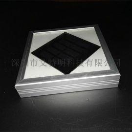 方形200MM艾明太阳能节能地砖灯