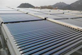 鼎热小区太阳能热水工程