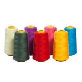 厂家直销 可定染 高速涤纶缝纫线60S/3 宝塔线 3000米