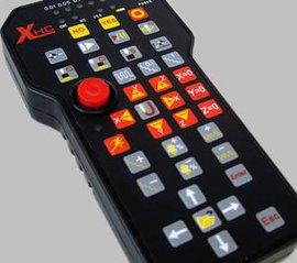 雕刻机控制手柄 无线手柄 无线手脉 雕刻机控制卡好伙伴