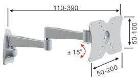 液晶电视支架(LCD-011B)