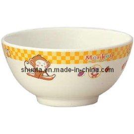 美耐皿儿童南京碗(BG2028)(密胺/科学瓷/仿瓷碗)