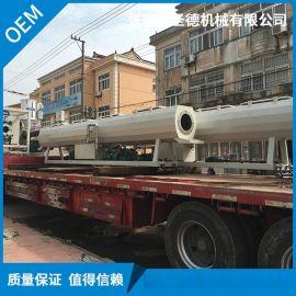 供应MPP电力管挤出生产线 HDPE管材生产线