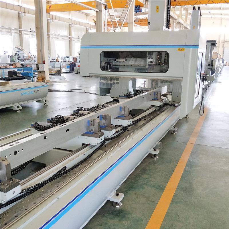工业铝数控加工中心 汽车配件四轴加工中心厂家直销