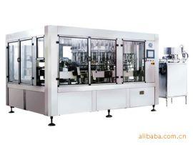 供应厂家直销碳酸饮料生产线设备/含气饮料灌装机械/等压灌装机