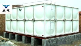 SMC玻璃钢水箱,五屹水箱铸造**水箱