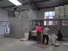 塑料粉碎机-塑料粒子磨粉机-PVC/PE塑胶粉碎机