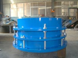 石油用钢管伸缩接头DN400碳压盖松套伸缩接头厂家