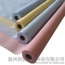工厂直销 一次性用品 抹布 印花布 无纺布公司订做批发