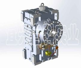TKLYJ(ZLYJ)系列塑料单螺杆挤出机齿轮箱